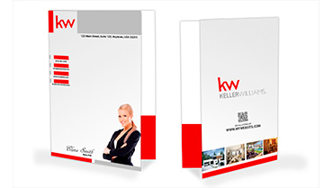 Keller williams products high quality keller williams for Keller williams presentation folders