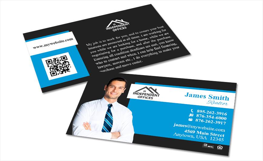 Business card office template mandegarfo business card office template flashek Image collections