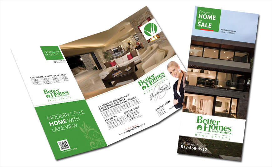 Custom Better Homes And Gardens Brochures, Better Homes And Gardens  Brochure Templates, Better Homes And Gardens Brochure Designs, Better Homes  And Gardens ...