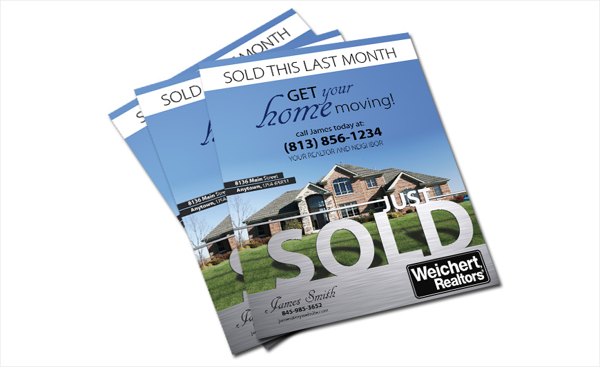 Weichert Realtors Flyers Weichert Realtors Flyer Templates