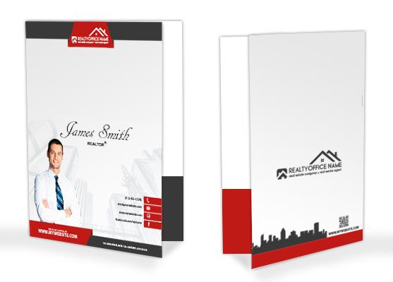 real estate presentation folders | realtor presentation folder ideas, Presentation templates