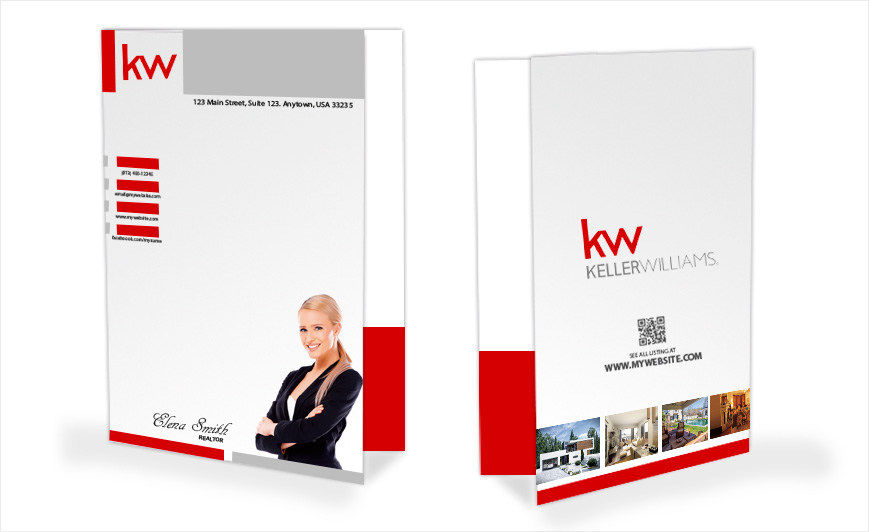 SHOP ALL KELLER WILLIAMS PRODUCTS Click Here To Get Started