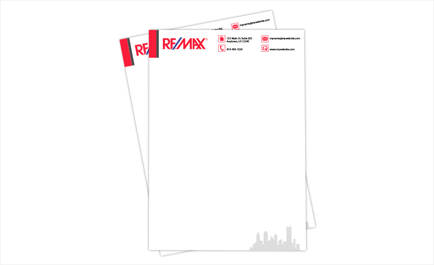 remax flyers