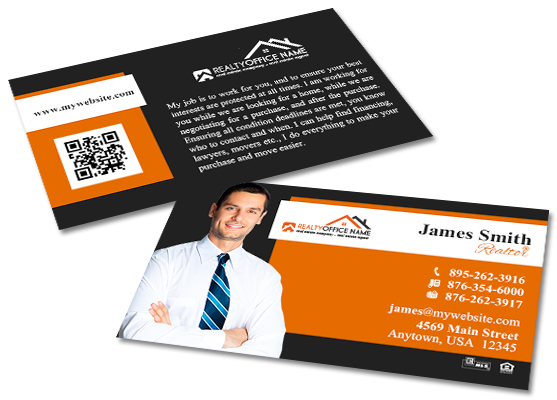Real Estate Business Cards Real Estate Agent Business Cards - Real estate business card template