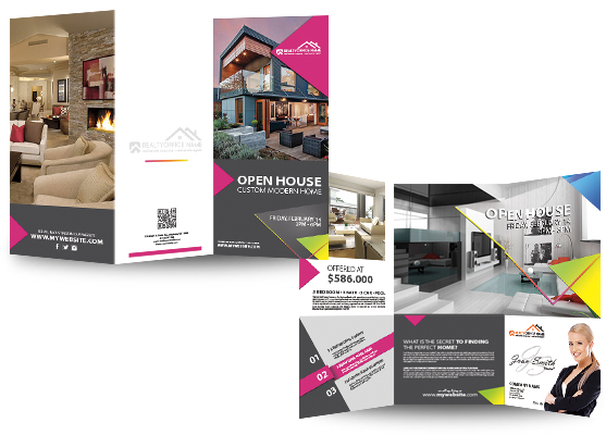 Real Estate Brochures  Real Estate Agent Brochures  Realtor