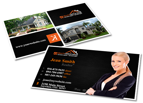 real estate business cards real estate agent business cards real estate office business cards - Unique Real Estate Business Cards