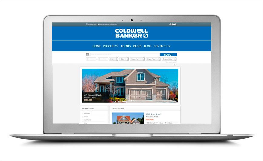 Coldwell Banker Websites | Coldwell Banker Website Templates