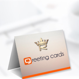 ○ Add Greeting Cards