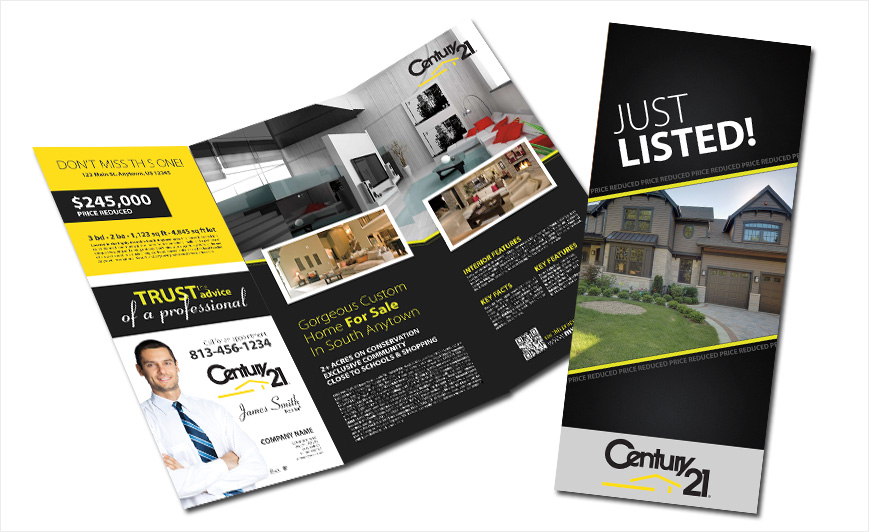 Century 21 Brochures Century 21 Brochure Templates